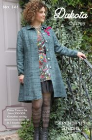 Dakota Duster Jacket - Serendipity Studios